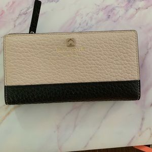 Black and Tan wallet